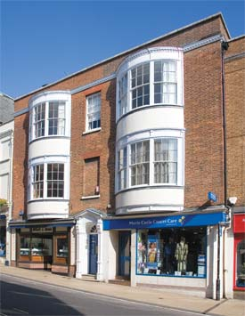 86/87 High Street Winchester pic